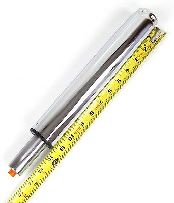 "Replacement Chrome Gas Lift Pneumatic Cylinder - Drafting Stool 10 1/2"" - 19"""