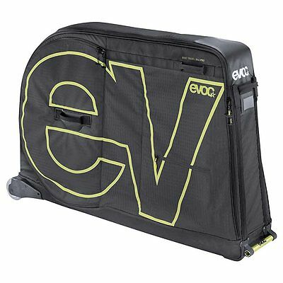 EVOC, Bike Travel Bag Pro, Bicycle Travel Bag, Bike Bicycle Transport Bag, Black
