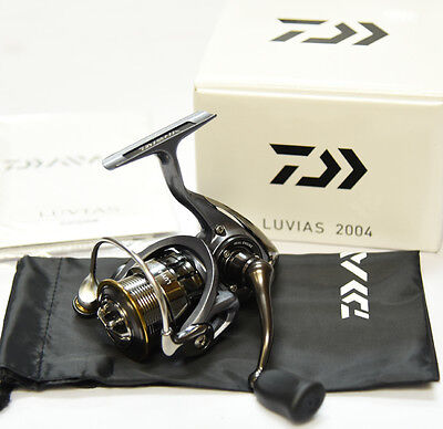 2015 model NEW Daiwa LUVIAS 2004 Spinning Reel From Japan