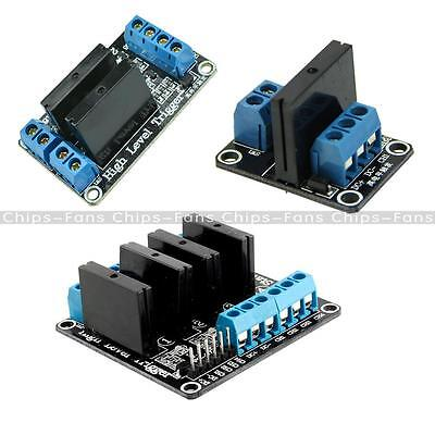 1/2/4 Channel 5v OMRON SSR G3MB-202P Solid State Relay Module For Arduino CF