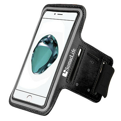Gym Sports Running Jogging Armband Arm Band Case Holder For iPhone 7/ 6s Plus