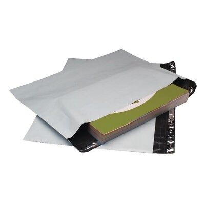 Go Secure Extra Strong Polythene Envelope 430 x 400mm Opaque Grey Pk 100 PB27272