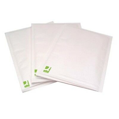 Q-Connect Bubble-Lined Envelope Size 5 White Pack of 100 KF71450