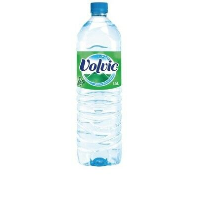 Volvic Water 1.5 Litre Pack of 12 8873