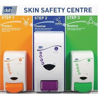Deb Stoko Skin Protection Centre Small 4 Litre SSCSM42EN
