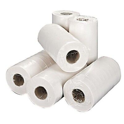 2Work Hygiene Roll 2-Ply White 250mm x40Metres Pack of 18 H2W240