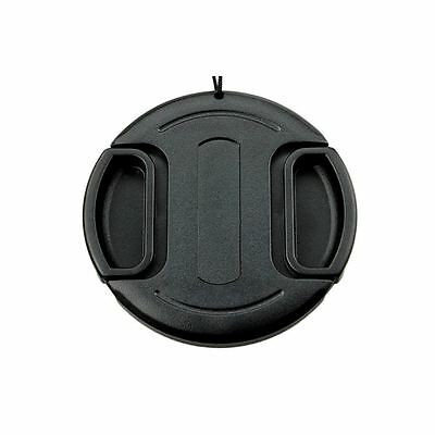JJC 40.5mm Snap On/Clip on Lens Cap Protection Cover with Keeper for DSLR Camera