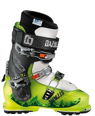 Scarponi sci ski boot Freeride DALBELLO LUPO TI ID NEW MODEL 2016/2017