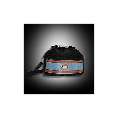 Continental Racing Gulf Collection Shoulder Bag Blue Stripe
