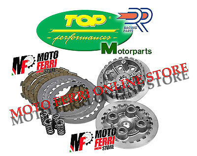 9931900 Kit Frizione Completo Tamburo+Dischi Top Tpr Minarelli Am6 Racing