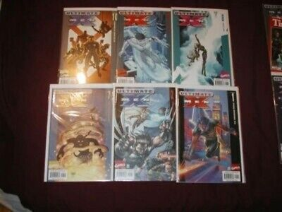 Ultimate X-Men U-PICK ONE #1,2,3,7,8,9 or 10 Marvel Issues PRICED PER COMIC