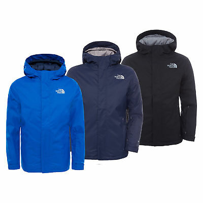 e694ef021f THE NORTH FACE Boys Snow Quest Jacket RRP £90 - EUR 77