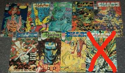 Shade The Changing Man PRICED PER COMIC #1,2,3,4,5,6,7,8,9,10,11,12,13,19 or 20