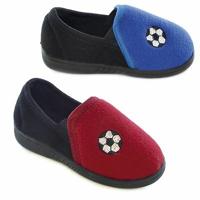Kids Football Style Slippers