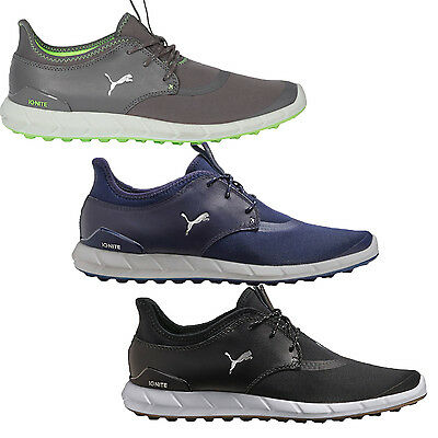 New Puma 2016 Ignite Spikeless Sport Mens Golf Shoes 189416 - Pick Size & Color