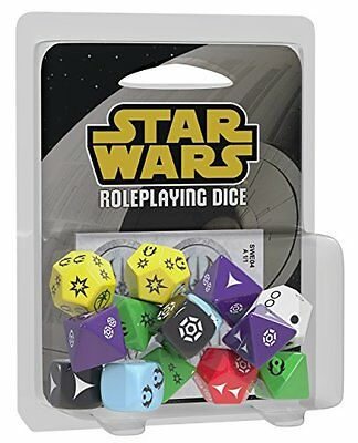 Star Wars Roleplaying Dice: Edge of the Empire RPG Dice