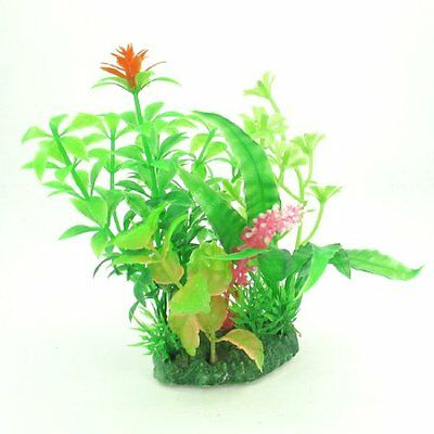 Sourcingmap Fish Tank Flower Water Plant/Grass Adorn, 5.1-inch