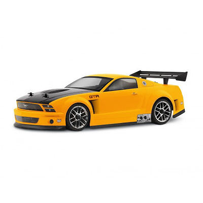 HPI Ford Mustang GT-R Body Shell (200mm/WB255mm) (Unpainted) - 17504