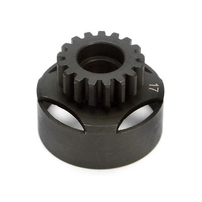 HPI Steel Racing Clutch Bell - 17T - Savage - 77107
