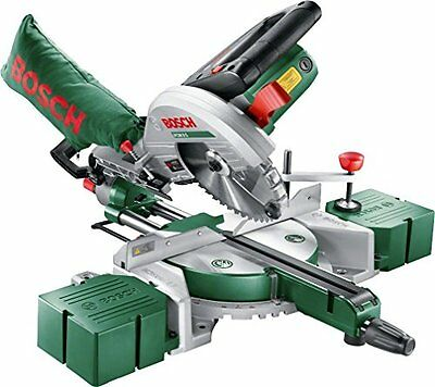 Bosch PCM 8 S (Upgrade 2015) 1200 W Mitre Saw with Slide Function