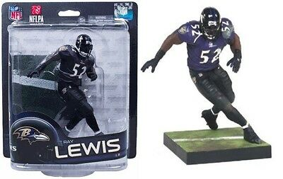 NFL Ray Lewis Special Edition McFarlane Figurine Statue