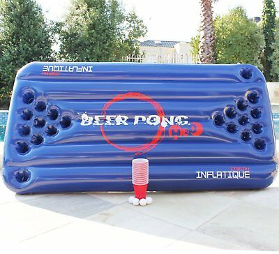 Ultimate Inflatable Beer Pong Table