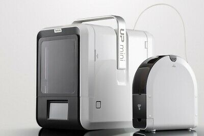 UP TierTime UP! Mini 2 3D Printer WiFi Touch Screen New w/ Warnty acces inc