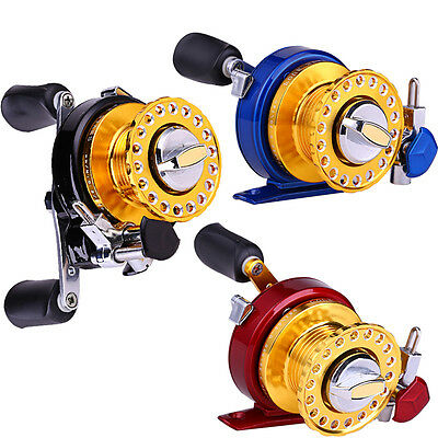 Fishing Reel Raft Ice Metal Fishing Reels Right Hand Fishing Tackle Reel (1pc)
