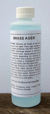 8 Oz. Brass Ager / Brass Aging Solution