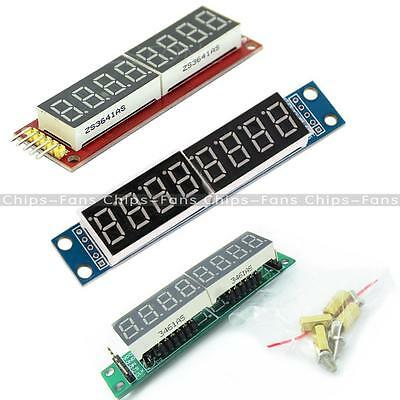 MAX7219 8-Digit LED Display 7 Segment Digital Tube For Arduino Raspberry Pi New
