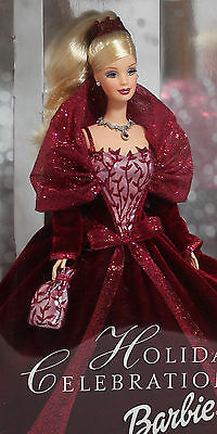 Happy Holiday Barbie 2002, Special Edition Mint NO BOX - 56209