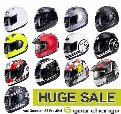 Arai Quantum ST Pro *RRP From £499.99* **Our Price From £324.99** 35% OFF