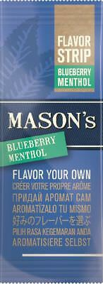 Mason's Flavor Strip Blueberry Menthol (25 Stück)