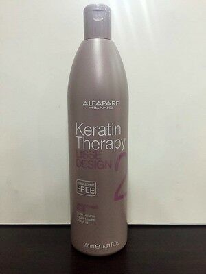 Alfaparf Keratin Therapy Lisse Design 2 Treatment Fluido Lisciante 500Ml
