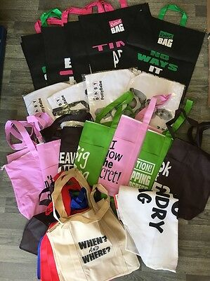 Job Lot Of 24 Bags New FREE POSTAGE