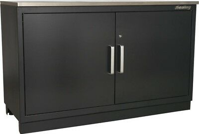 Sealey Heavy-Duty Modular Floor Cabinet 2 Door | 1550mm