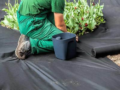 Non-woven Geotextile + Weed/Ground Control Membrane-70 G/SM- 1.6x50mtr (80 SQ/M)