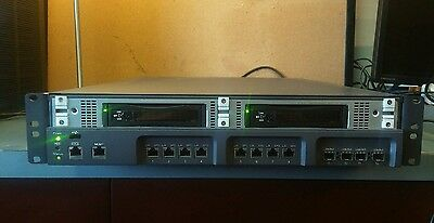 A10 Networks Ax2100 Ax-2100 Traffic Manager Server Load Balancer 2Gb Ram 160Gb