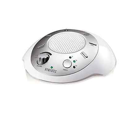 White Noise Sound Spa Relaxation Machine with 6 Nature Sounds Baby Sleep Aid