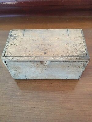 Vintage Sewing Machine accessory Roll Up Puzzle Box Antique with Parts