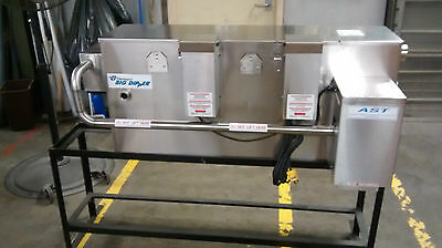 Thermaco Big Dipper  W-750-AST, Automatic Grease Interceptor 75 gpm Refurbished