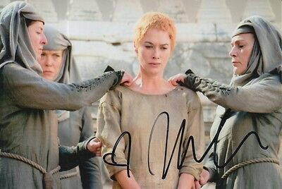 Rebecca Van Cleave Hand Signed 6X4 Photo Game Of Thrones.