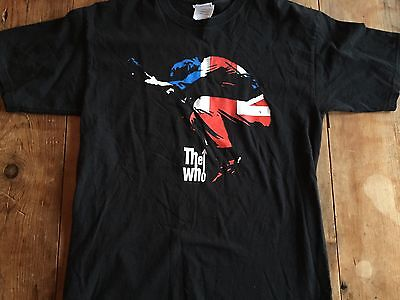 The Who Pete Jumping Medium
