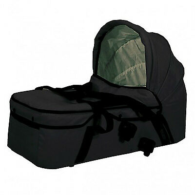 Mountain Buggy Swift & Mini Carrycot - Black New in Box ES064