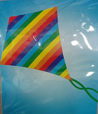 Windspeed Small Diamond Ocean Breeze Kite for young kids 4 - 7 years
