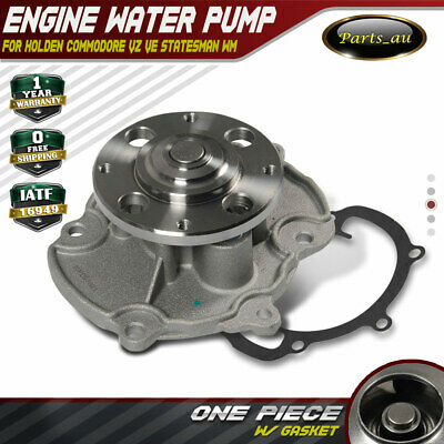 Engine Water Pump for Holden Commodore VZ VE Adventra Berlina Statesman WM 3.6L