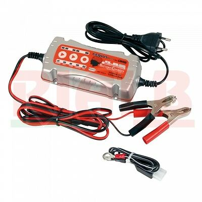 Battery Charger for Cars and Motorcycles Lampa Genius-Tech 6/12V 3,5A - 70102