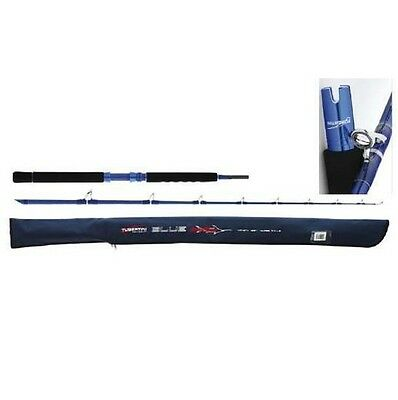 Tubertini Blue Trolling 1.95m Rods 30lb Saltwater Rods