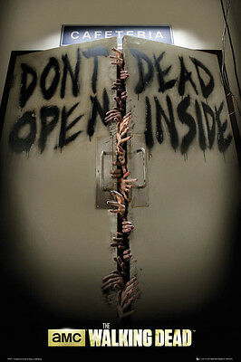 Walking Dead Poster Pack Keep Out 61 x 91 cm (5) GYE Posters amp Wallscrolls