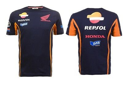 Original Honda Repsol  T-Shirt GAS Kollektion Shirt Hemd Racing  HRC